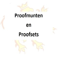 Proofmunten en Proof Sets 2019