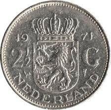2 ½ Gulden