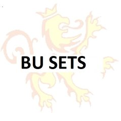BU Sets 2001