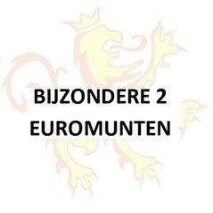Bijzondere 2 Euromunten 2016