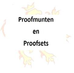 Proofmunten en Proof Sets 2018