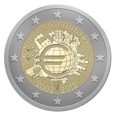 2012:-10-Jaar-Euro
