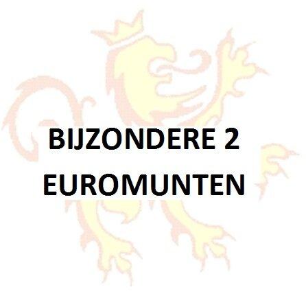 Bijzondere-2-Euromunten-2016