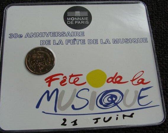 Frankrijk 2 Euro 2011