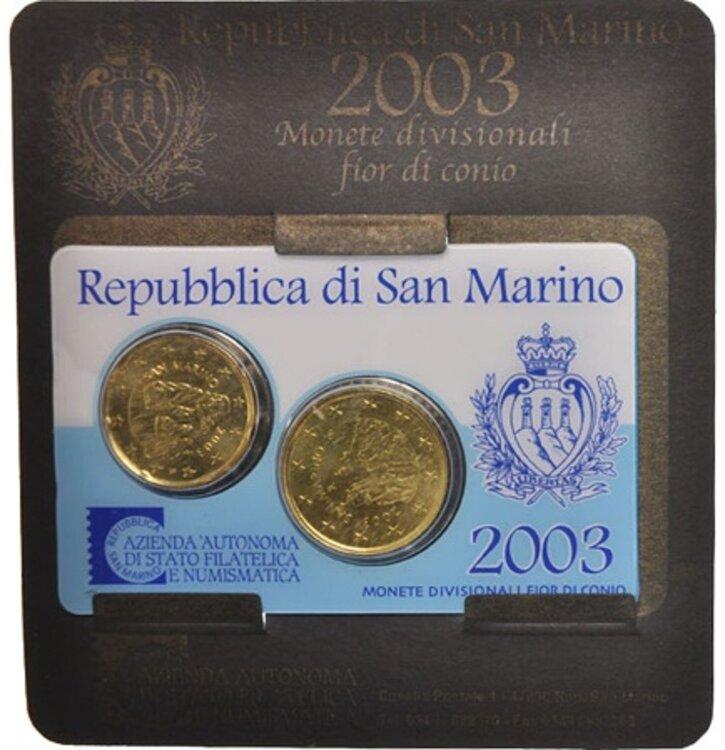 San Marino 2003
