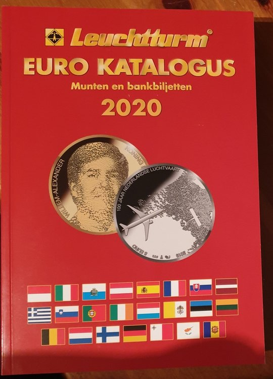 Eurocatalogus Leuchtturm 2020