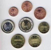 Duitsland 2003 UNC (letters variabel)