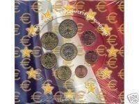 Frankrijk BU set 2003