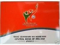 Ierland BU Set 2003 Olympia