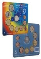 Spanje BU set 2006 met penning EU