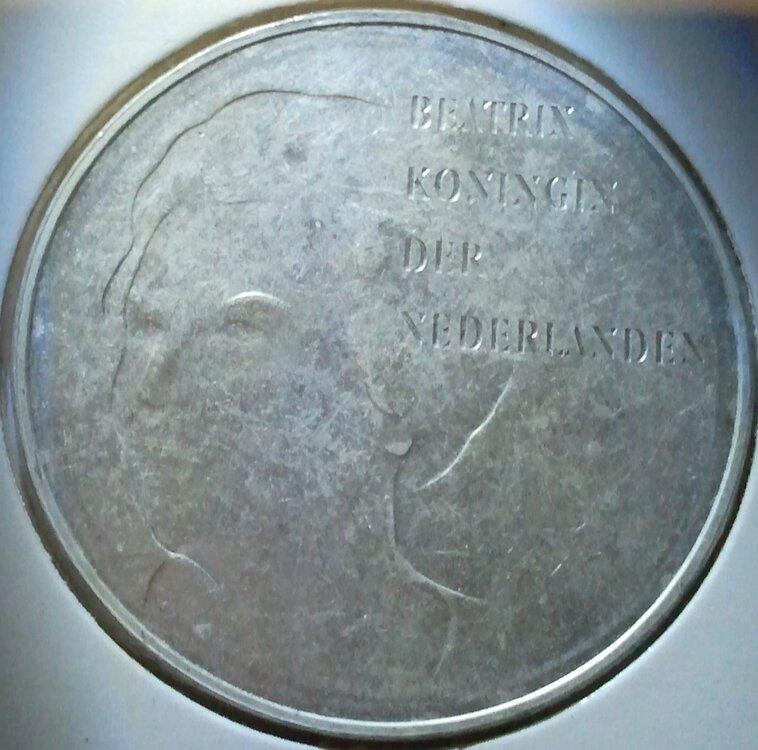 50 Gulden 1995, UNC