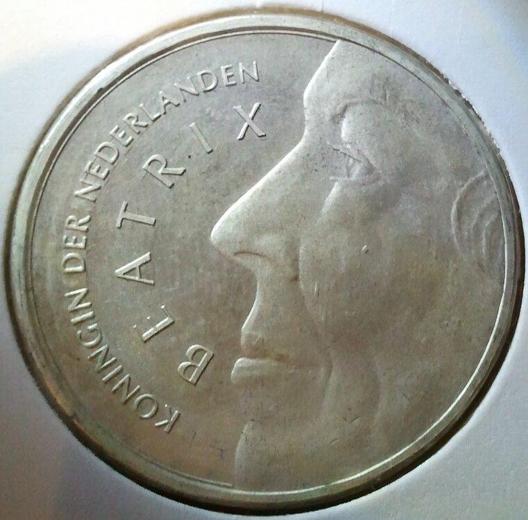 50 Gulden 1991, UNC