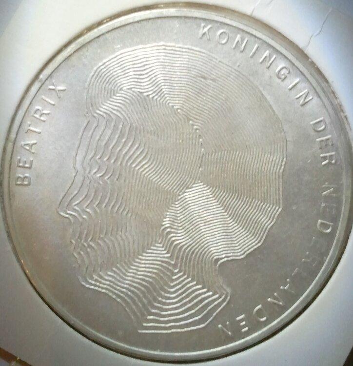 50 Gulden 1990, UNC