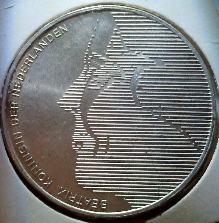 50 Gulden 1984, UNC