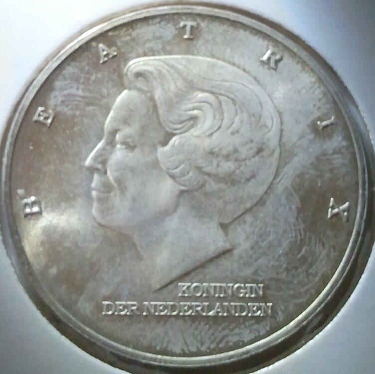 10 Gulden 1997, UNC
