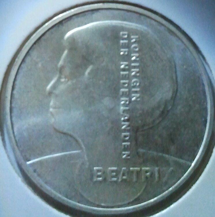 10 Gulden 1996, UNC