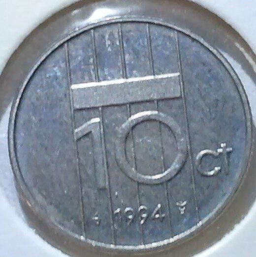 10 Cent 1994, UNC