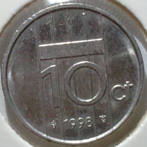 10 Cent 1998, UNC