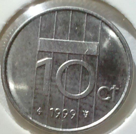 10 Cent 1999, UNC