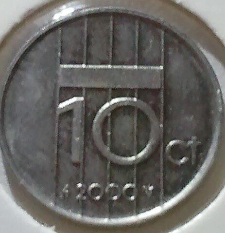 10 Cent 2000, UNC