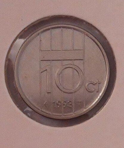 10 Cent 1993, UNC