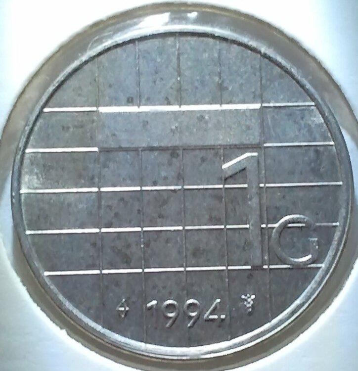 1 Gulden 1994, UNC
