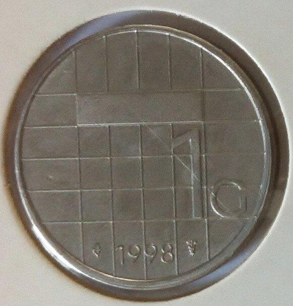 1 Gulden 1998, UNC
