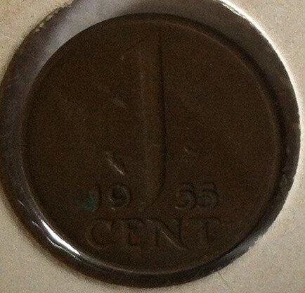 1 Cent 1955, UNC