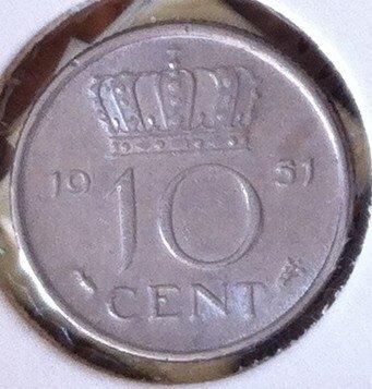 10 Cent 1951, UNC
