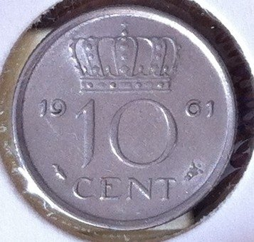 10 Cent 1961, UNC