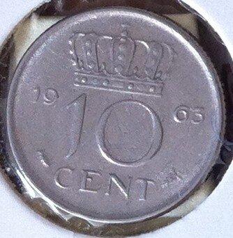 10 Cent 1963, UNC