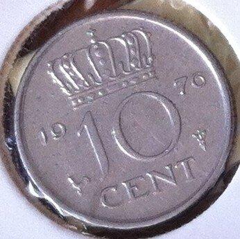 10 Cent 1976, UNC