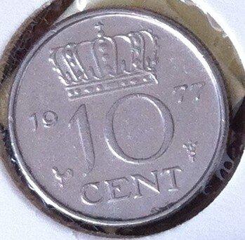 10 Cent 1977, UNC