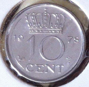10 Cent 1978, UNC