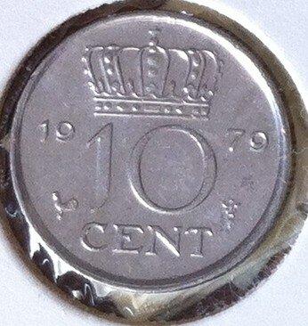 10 Cent 1979, UNC