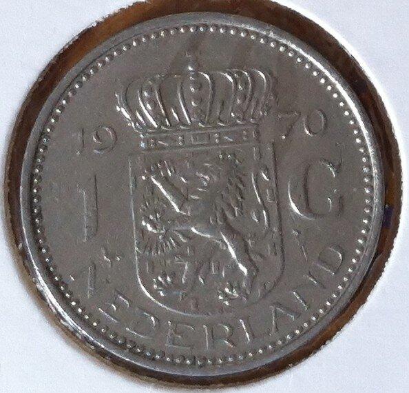 1 Gulden 1970, UNC