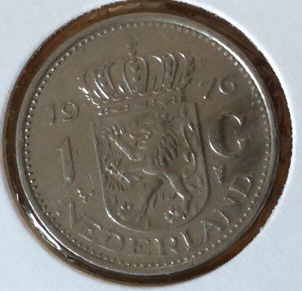 1 Gulden 1976, UNC