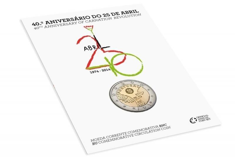 Portugal 2 euro 2014