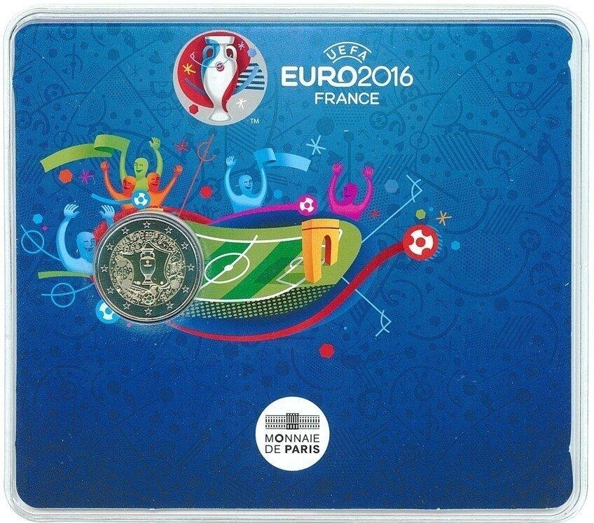 Frankrijk 2 Euro 2016