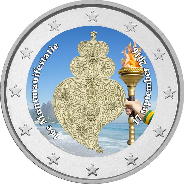 Portugal 2 euro 2016