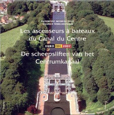 België BU set 2007