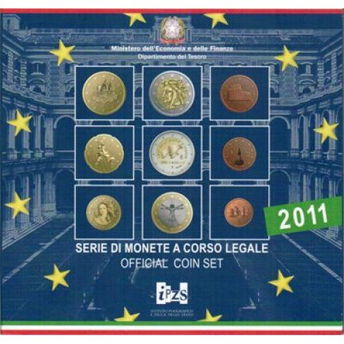 Italië BU Set 2011
