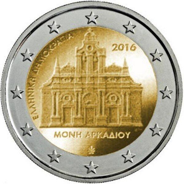 Griekenland 2 Euro 2016
