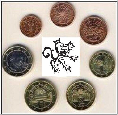 Oostenrijk UNC-set 2007 (7 munten)