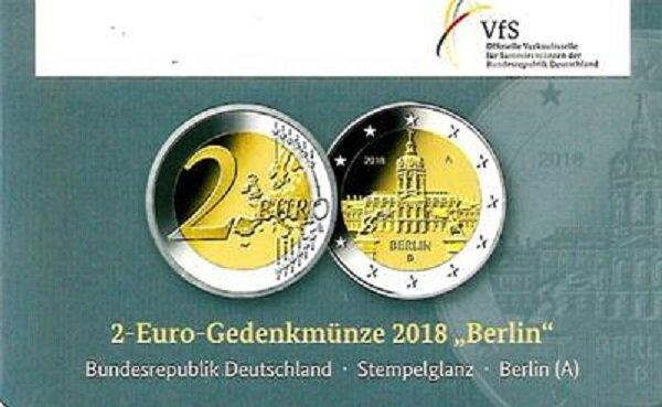 Duitsland 2 Euro 2018