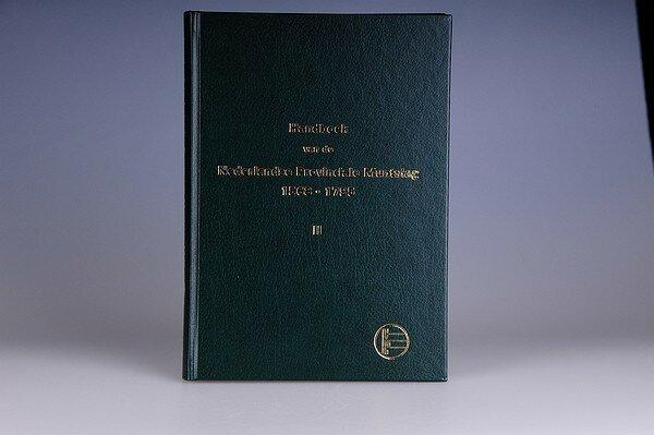 NVMH Handboek deel 2 Nederlandse Provinciale Muntslag 1568-1795