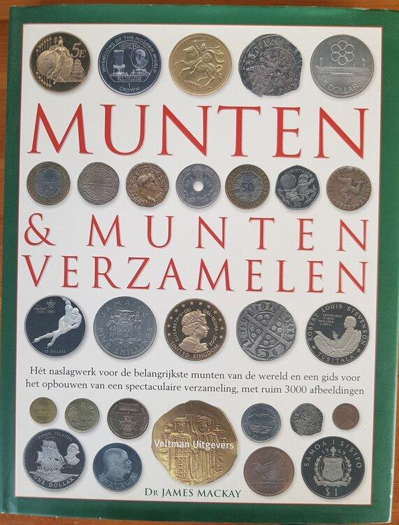 Munten & Munten verzamelen door Dr. James Mackay