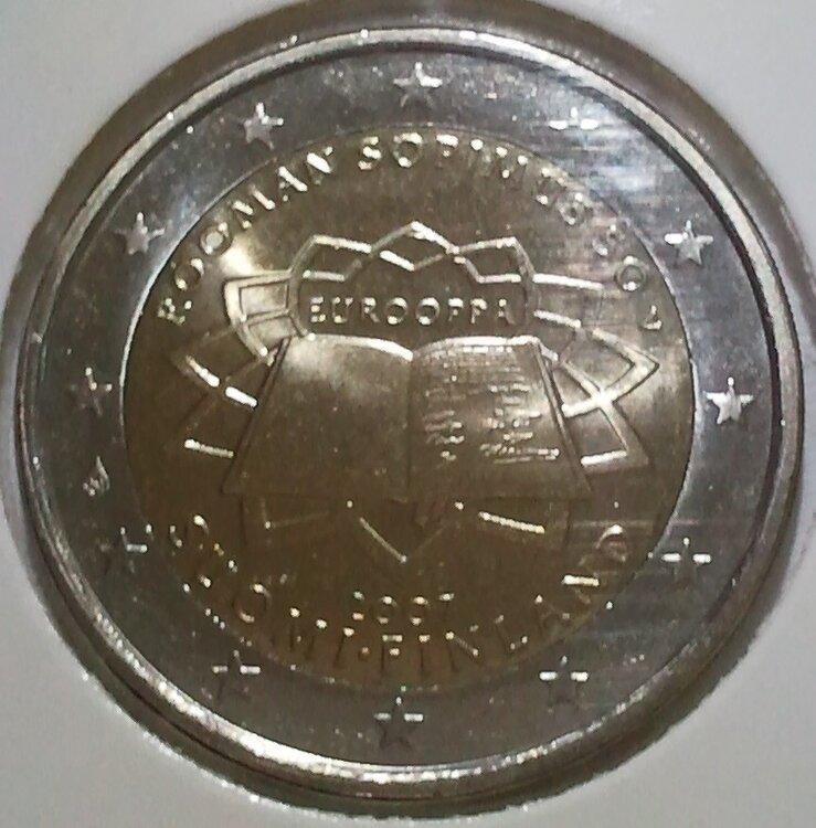 Finland 2 Euro 2007