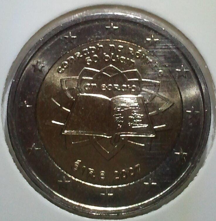 Ierland 2 Euro 2007
