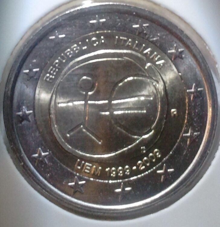 Italië 2 Euro 2009